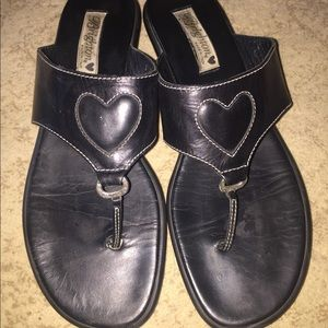 Brighton shoes | Brighton flip flops size 9.5